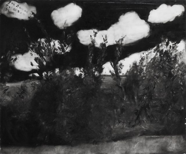 , 'Roadside Oct 20 ,' 2017, Galerie Sébastien Bertrand