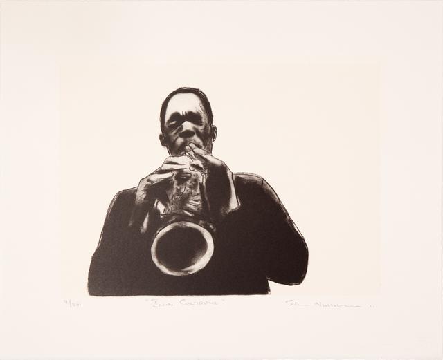 , 'John Coltrane,' , Art Throb