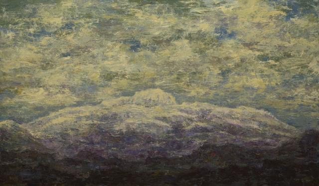 , 'The Eternal Mountain,' 2017, Hakgojae Gallery
