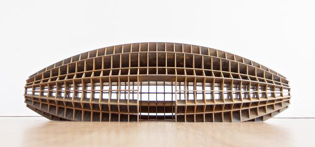 Los Carpinteros, 'Sala de Lectura Quimbumbia', 2017, Galería Albarrán Bourdais