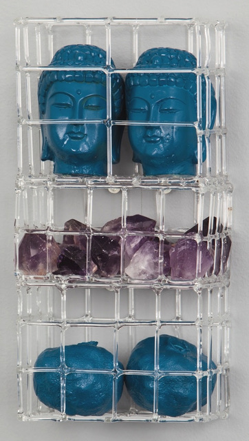 , 'Blue Buddhas,' , koelsch gallery