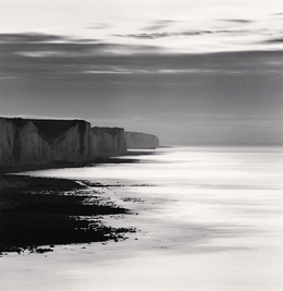 Michael Kenna, 'Ault Cliffs, Study I, Picardy, France', 2009, Weston Gallery
