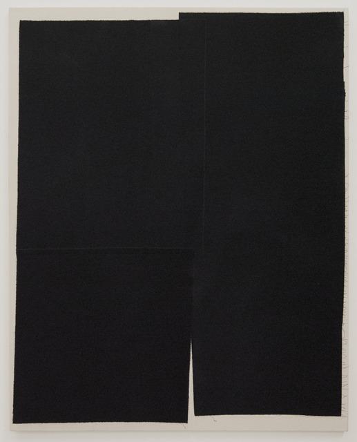 , 'Large Shutter 2,' 2014, VI, VII