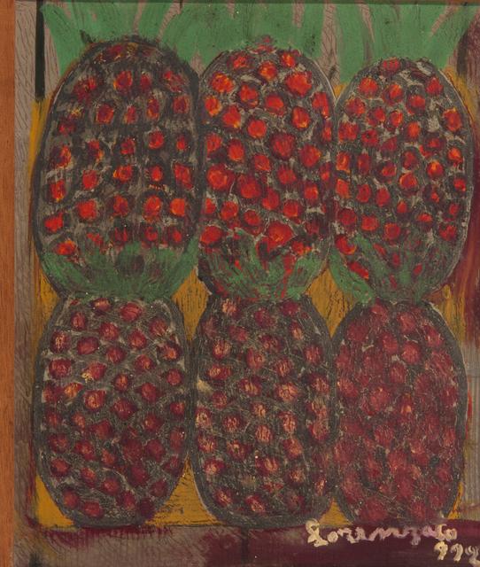 , 'Untitled,' 1992, Galeria Estação