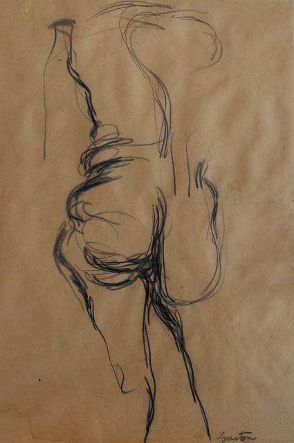 Philip Guston, '(Standing Nude)', Charles Nodrum Gallery
