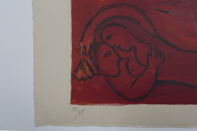 Marc Chagall, 'The Bastille', 1954, Galerie Fetzer
