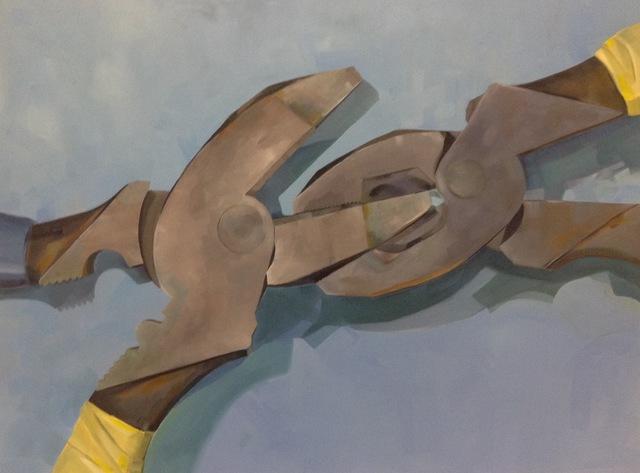 , 'Lineman's Lock,' 2017, Canal Street Art Gallery