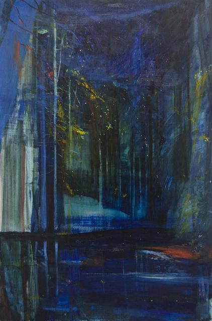 , 'Stars, Leaves and Burn,' 2019, Tatha Gallery