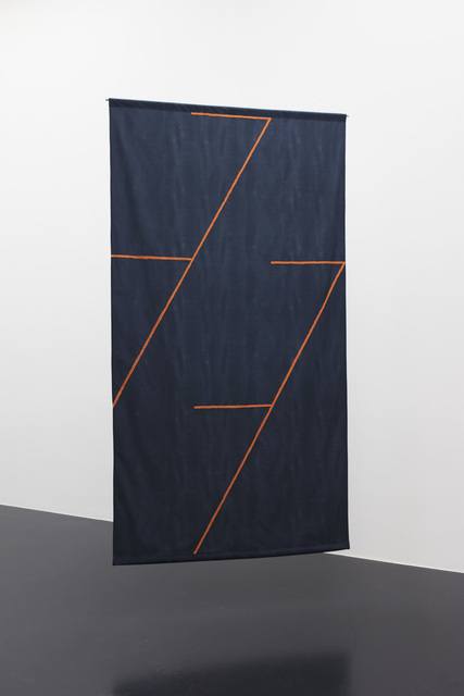, 'Sombras Imaginarias (curtain 21),' 2017, von Bartha