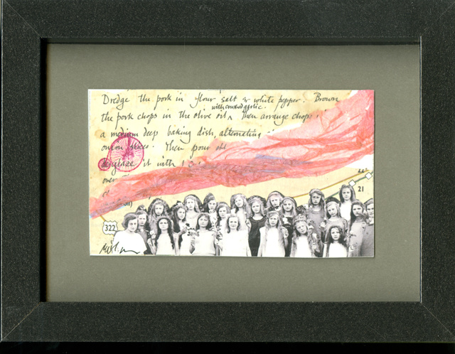 , 'Postcard Collage,' , InLiquid