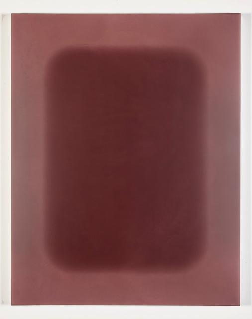 , 'Volume no. 6 Blue Ridge Violet Hematite,' 2015, FP Contemporary