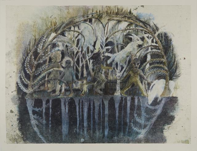 , 'Sylvestre,' 2016, Cavin Morris Gallery