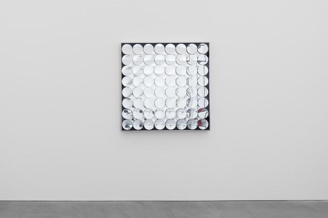 , 'Hohlspiegelobjekt,' 1966, von Bartha