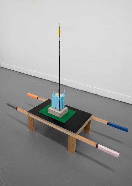 , 'Civilization # 3,' 2017, Galerie Kandlhofer