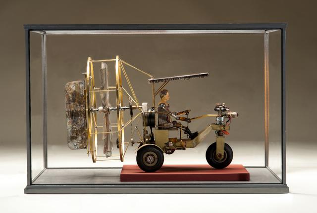 David Barnett, 'Machine for Lazy Bones', George Billis Gallery