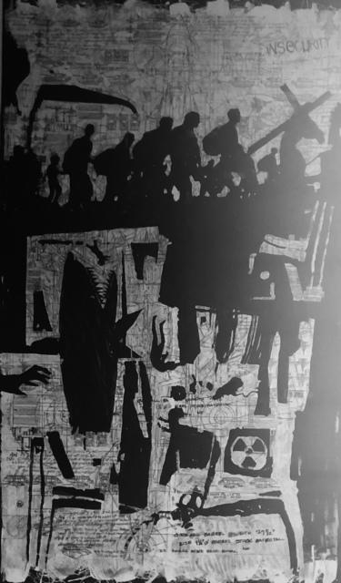 Waseem Marzouki, 'Exodus', ca. 2018, Disruptive Canvas