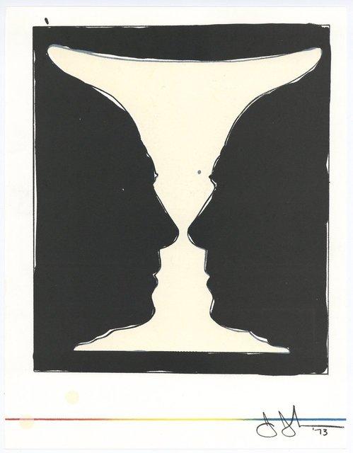 Jasper Johns, 'Cup 2 Picasso', 1973, Artsnap