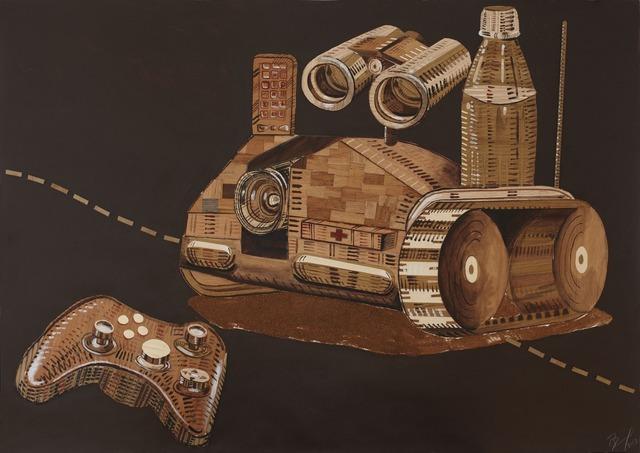 , 'El robot de la frontera,' 2013, Michel Soskine Inc.