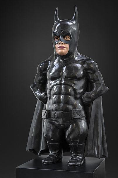 , 'Batman,' 2014, Galerie Vivendi