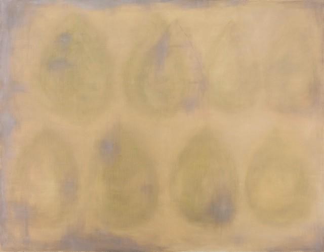 , 'Yellow Water-drop,' 2015-2016, Aye Gallery