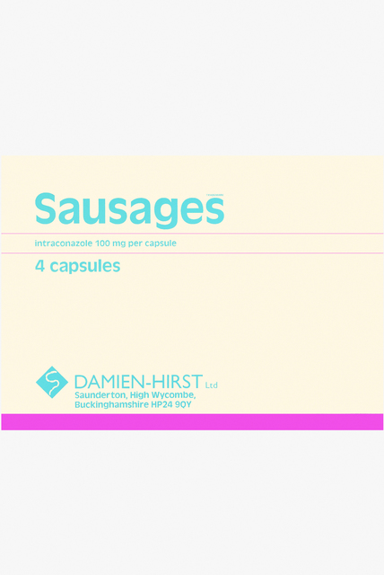 Damien Hirst, 'The Last Supper (Sausages) ', 1999, Print, Screenprint on paper, Andipa