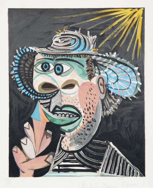 Pablo Picasso, 'Homme Au Cornet, 1938', 1979-1982, RoGallery