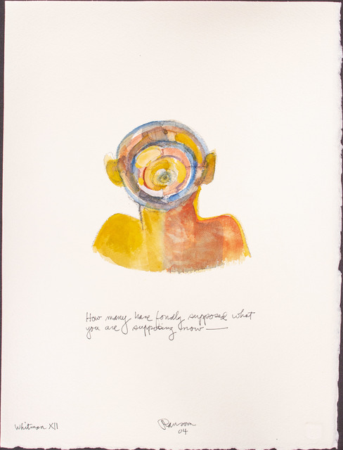 , 'How many have fondly...,' 2004, BlackBook Presents