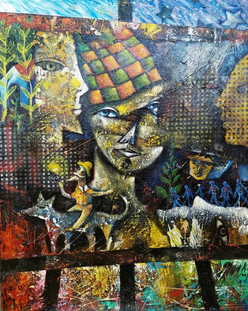 ", 'La Pintura ""The Painting"",' 2018, Arte1010"