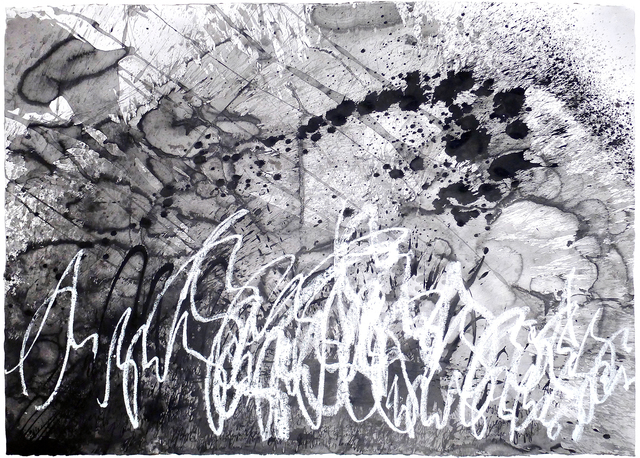 Daniel Diaz-Tai, 'Asemic N071.17', Gail Severn Gallery