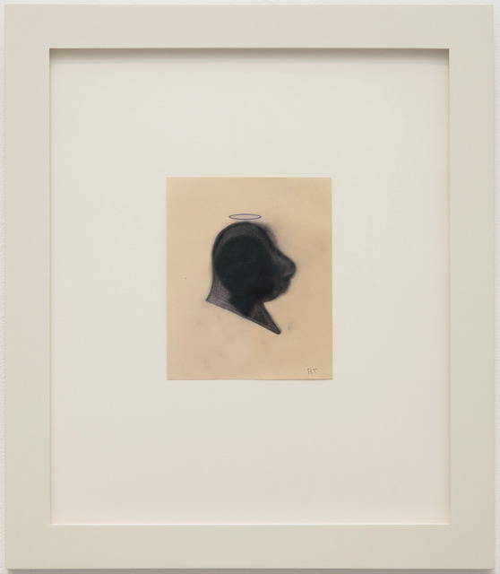 Robert Therrien, 'No title (head with halo)', 2017, Gagosian