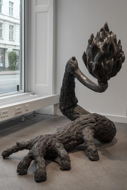 , 'Crossroad Junction Pine,' 2018, Hans Alf Gallery