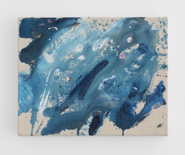 John Riepenhoff, 'Plein Air (Trinadad, CA)', 2018, Painting, Acrylic on canvas, REYES   FINN