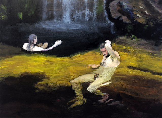 Clare Menck, 'Waterfall encounter ', 2019, 99 Loop Gallery