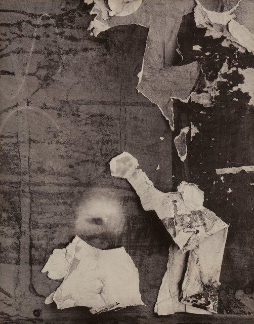 Aaron Siskind, 'North Carolina', 1951, Heritage Auctions