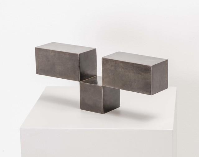 , 'CUBE I,' 2009, Galerie Floss & Schultz