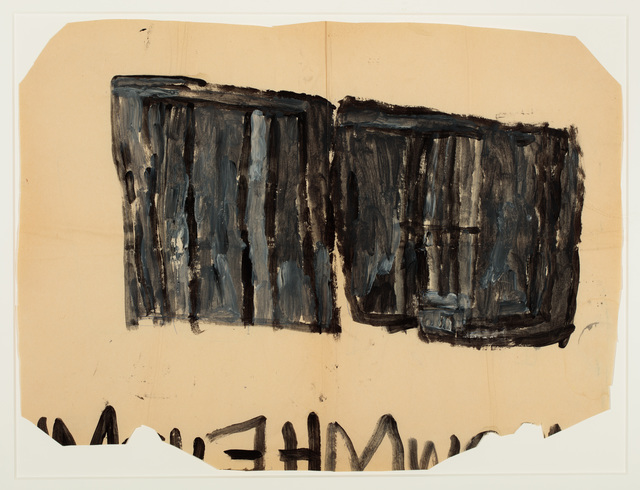 , 'Untitled (Grey Building),' 1972-1980, Ricco/Maresca Gallery