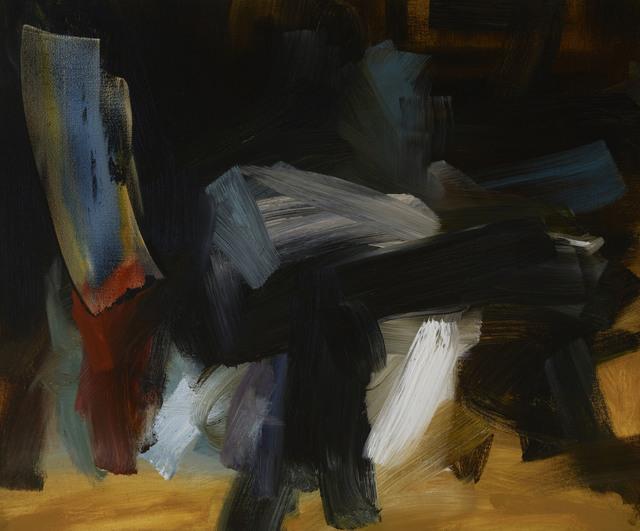 , 'Medium Study for Night Watch,' 2019, Cadogan Contemporary