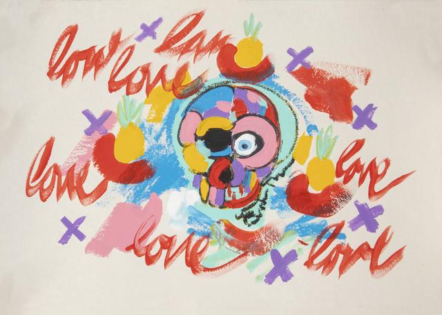 Bradley Theodore, 'Love Skull', 2018, Willow Foundation Benefit Auction