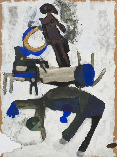, 'Farhad Makes A Dream,' ca. 1960, Meem Gallery