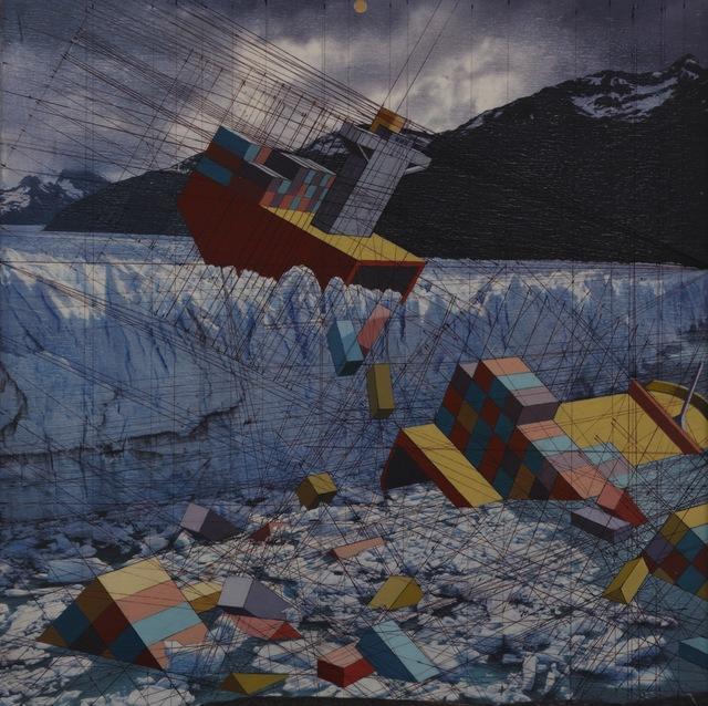 Mary Iverson, 'Glacier', 2014, Coleccion SOLO