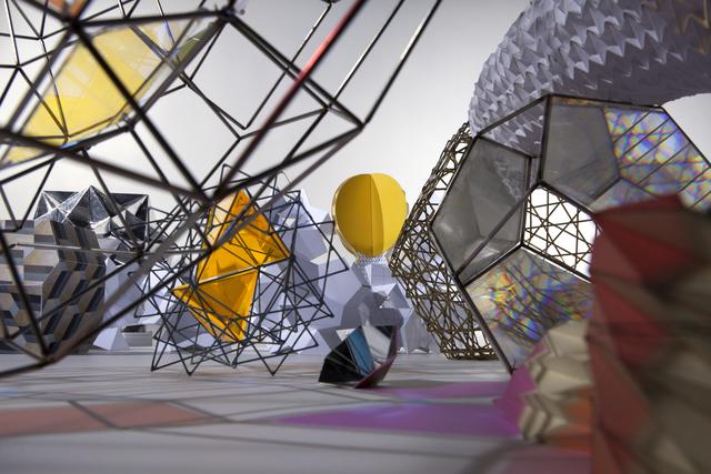 , 'Model room, Installation view at Studio Olafur Eliasson, Berlin,' 2003, Louisiana Museum of Modern Art
