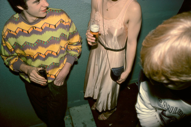 , 'Belgium, Brussels. Night club,' 1981, GALLERY FIFTY ONE