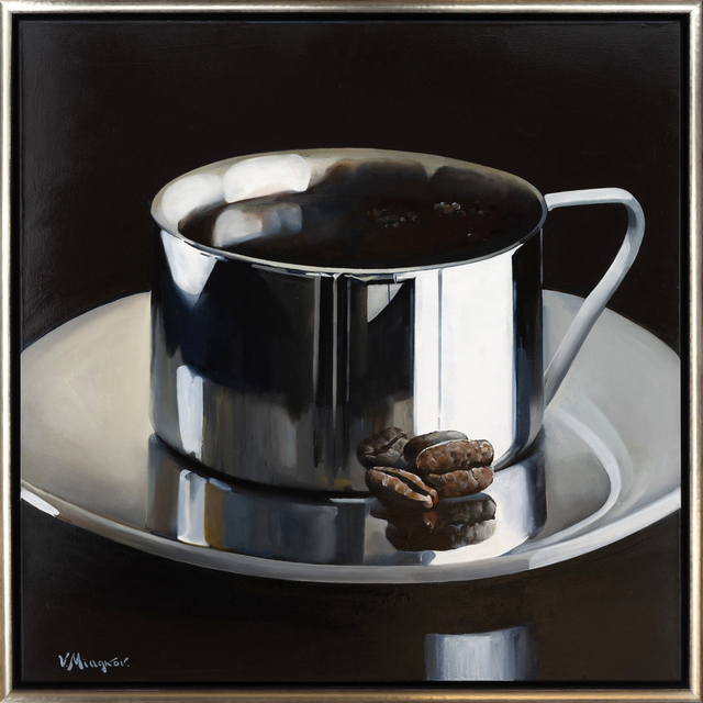 , 'Silver and Beans,' , Merritt Gallery