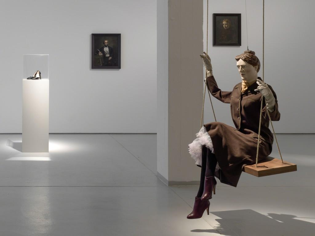 "Installation view of ""Spirit of Austria"" at KAI 10   Arthena Foundation, Düsseldorf"