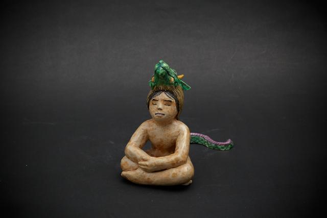 , '9. The dragon boy (cross-legged),' 2012, Sladmore Contemporary