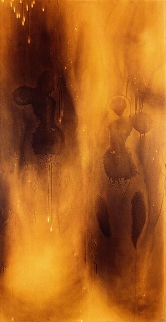 , 'Peinture de feu sans titre (F 80),' 1961, Gagosian