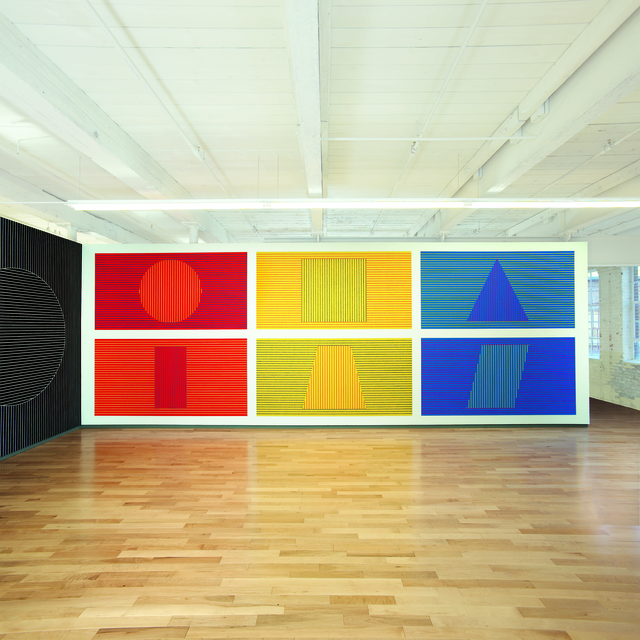 Sol LeWitt, 'Wall Drawing #340,' 1980, MASS MoCA