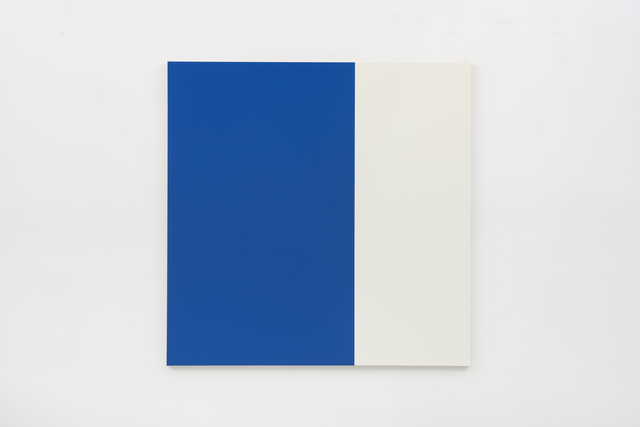 Steven Aalders, 'Phi (Blue,White)', 2018, Walter Storms Galerie