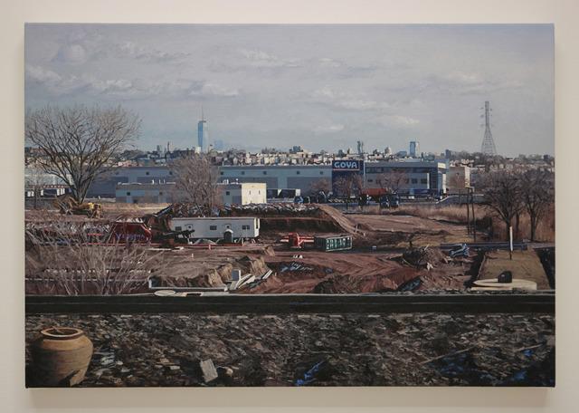 , 'House Gone,' 2018, Halsey McKay Gallery