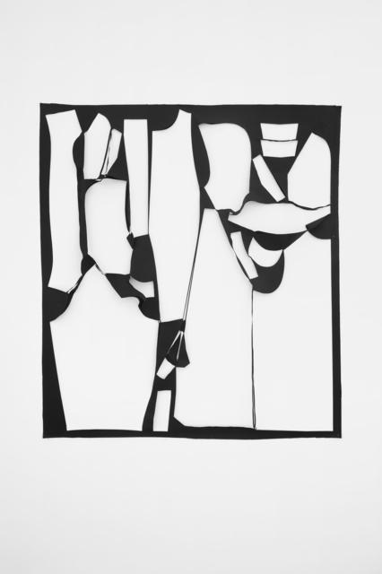 , 'L'un sur l'autre,' 2016, Galerie Laurence Bernard